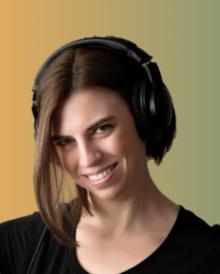 Voice Fairy Portrait for Dianne