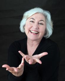 Voiceover artist - Martha M